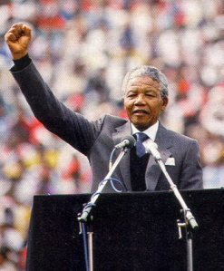 nelson-mandela-as-a-president-of-south-africa