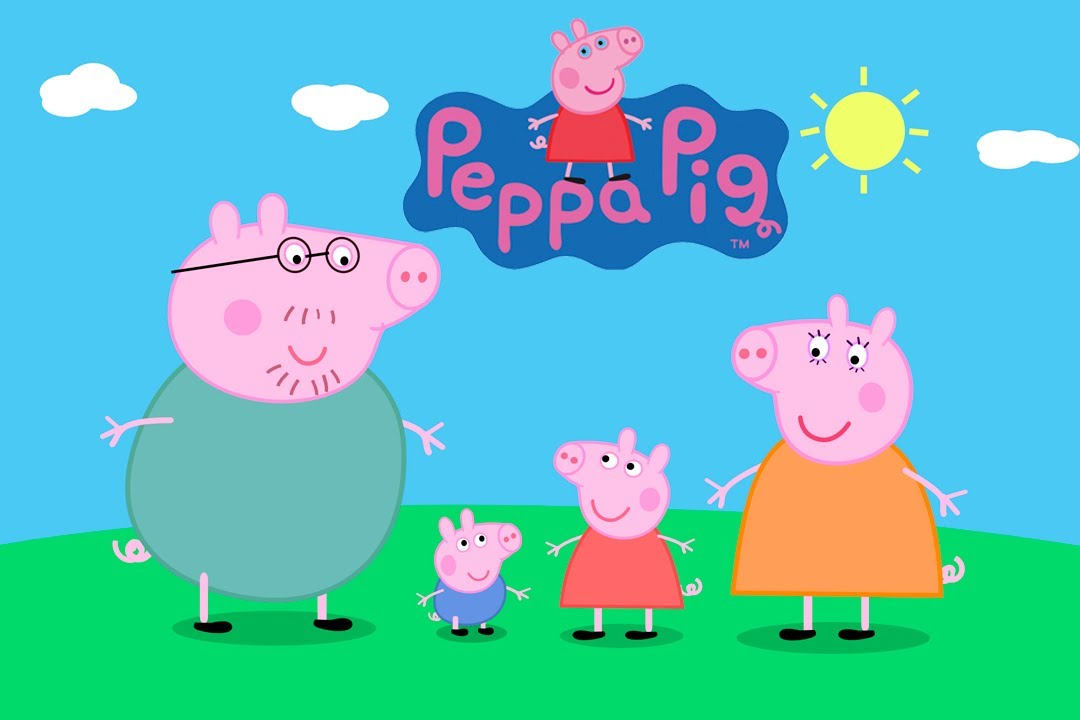 Peppa Pig Are We Taking It Too Seriously