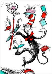 Image and text copyright Dr Seuss