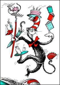 Image and text copyright Dr Seuss